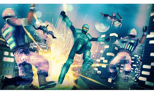 دانلود Bat Superhero Battle Simulator جدید