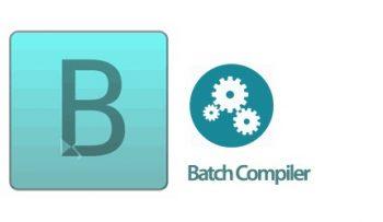 Batch Compiler screen enter.