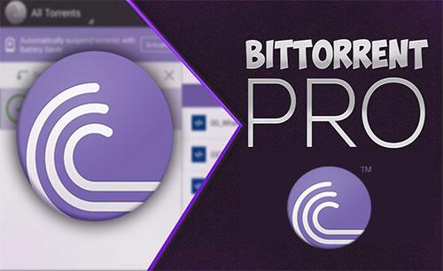 دانلود نرم افزار BitTorrent Pro