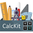 CalcKit All-in-One Calculator Logo