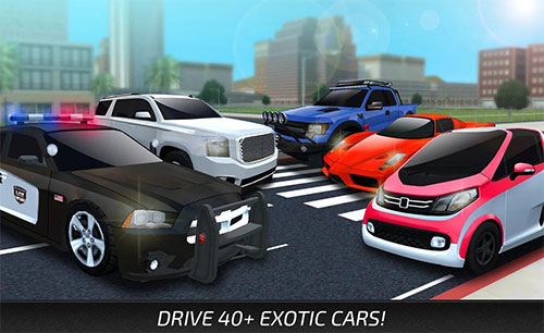 دانلود بازی Car Driving Academy 2017 3D