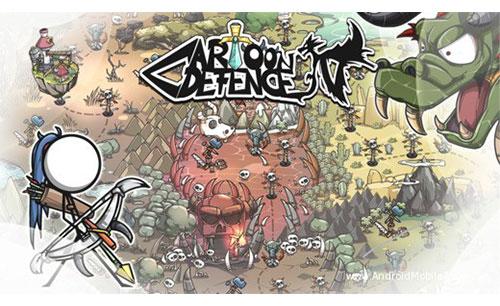دانلود بازی Cartoon Defense 5 برای اندروید و iOS