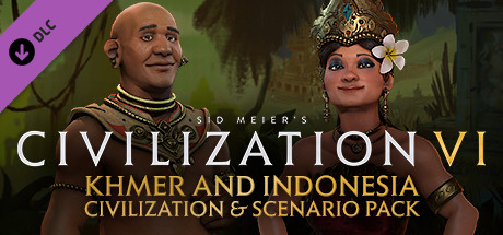 Civilization VI Khmer and Indonesia Civilization and Scenario Pack center
