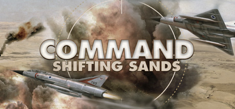 Command Shifting Sands centerCommand Shifting Sands center