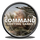 Command Shifting Sands logo