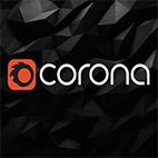 Corona Renderer 1.6.3 for 3ds Max 2012 - 2018 logo