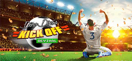 دانلود بازی شبیه ساز فوتبال کامپیوتر Dino Dinis Kick Off Revival جدید