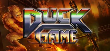 دانلود بازی چهار نفره اکشن بامزه کامپیوتر Duck Game جدید