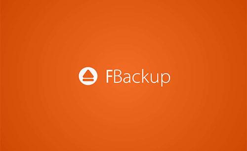 دانلود نرم افزار FBackup