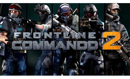 دانلود FRONTLINE COMMANDO 2 جدید