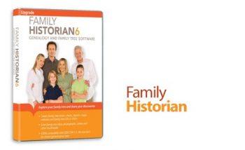 دانلود نرم افزار Family Historian جدید