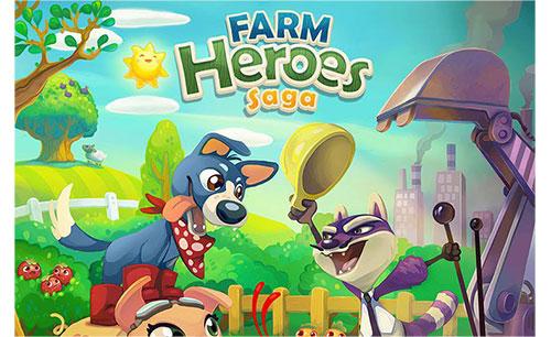 دانلود Farm Heroes Saga جدید