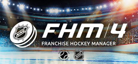 دانلود بازی شبیه سازی استراتژیک هاکی کامپیوتر Franchise Hockey Manager 4 جدید