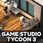 Game Studio Tycoon 3 Logo