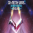 Geometry Wars 3 Dimensions Evolved Logo