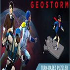 Geostorm Turn Based Puzzler Logo
