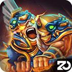 God of Era Epic Heroes WarLogo
