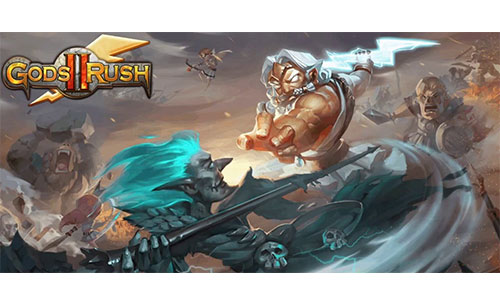 دانلود Gods Rush 2 جدید