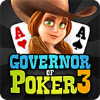 Governor of Poker 3 HOLDEM Logo