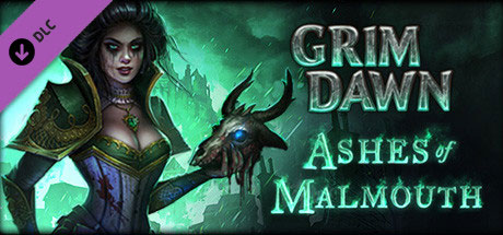 Grim Dawn Ashes of Malmouth Expansion center