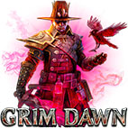 Grim Dawn Ashes of Malmouth Expansion logo