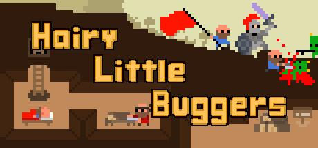 Hairy Little Buggers center