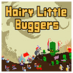 Hairy Little Buggers logo