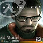 Half-Life 2 3D Models Pack logo
