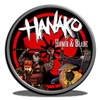 Hanako Honor and Blade logo