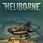Heliborne logo