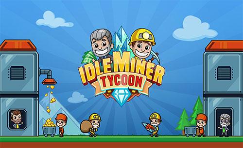 دانلود بازی Idle Miner Tycoon