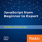 JavaScript from Beginner to Expert logo