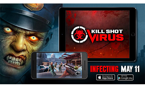 دانلود Kill Shot Virus جدید