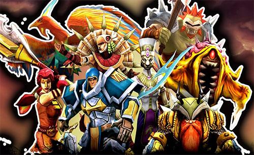 دانلود بازی Legendary Heroes