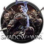 Middle earth Shadow of War logo