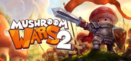 دانلود بازی استراتژیک اکشن دو بعدی کامپیوتر Mushroom Wars 2 جدید