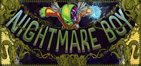 Nightmare Boy center