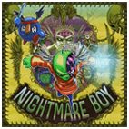 Nightmare Boy logo