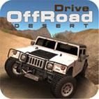 OffRoad Drive Desert Logo