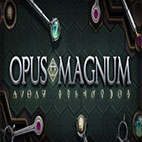 Opus Magnum Logo