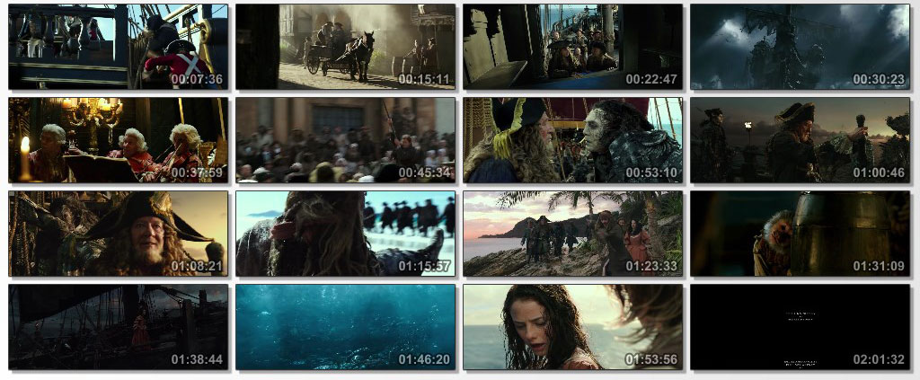 Pirates of The Caribbean Dead Men Tell No Tales - سزقثثدت