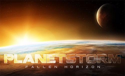 دانلود بازی Planetstorm Fallen Horizon