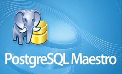 دانلود نرم افزار PostgreSQL Maestro