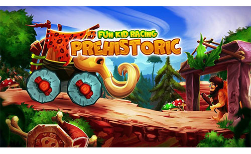 دانلود Prehistoric Run Racing جدید