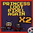 دانلود بازی کامپیوتر Princess Loot Pixel Again x2