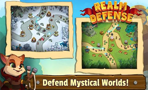 دانلود بازی Realm Defense