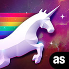 Robot Unicorn Attack 3 Logo