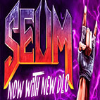 SEUM Speedrunners from Hell Logo