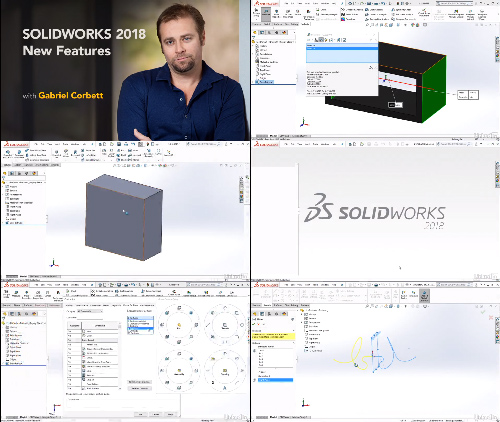 SOLIDWORKS 2018 New Features center