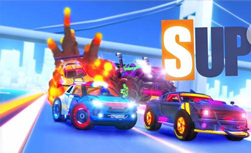 دانلود بازی SUP Multiplayer Racing
